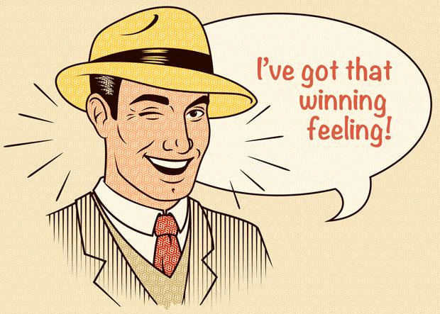 Winning!