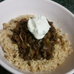 Morrocan Spiced Beef